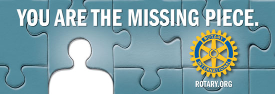 You are the missing piece